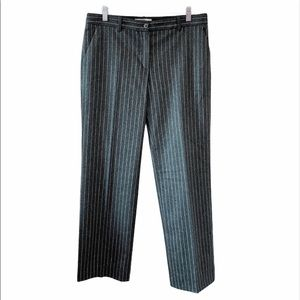 Michael Kors Made In Italy Pinstripe Pants